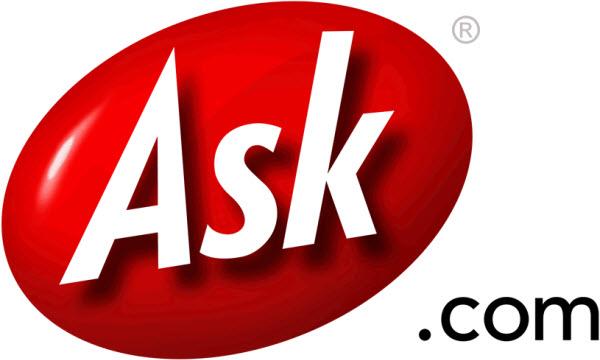 Ask.com Logo.