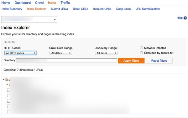 Bing Webmaster Tools Review