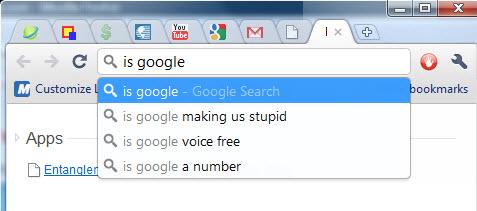 Google to Circumvent Domain Names?
