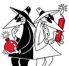 Spy versus Spy Logo