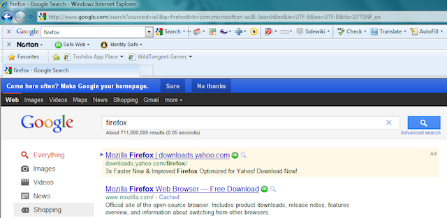 saxilby ukscouts org uk » Blog Archive » google toolbar in chrome