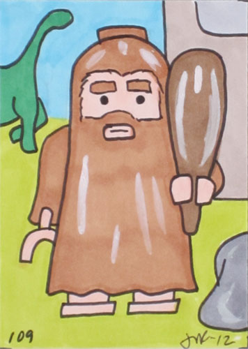 Caveman Drawing.