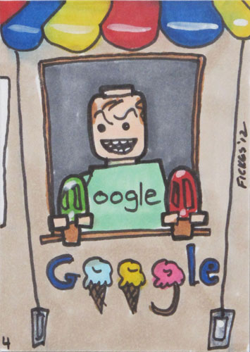Eric Schmidt Drawing.
