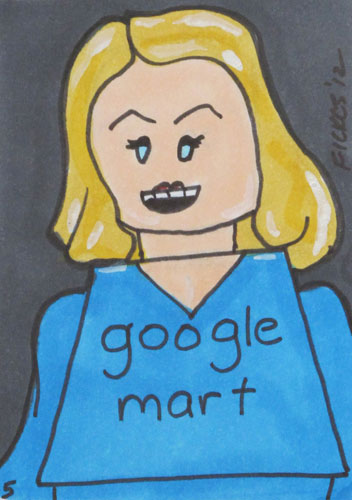 Marissa Mayer Graphic.
