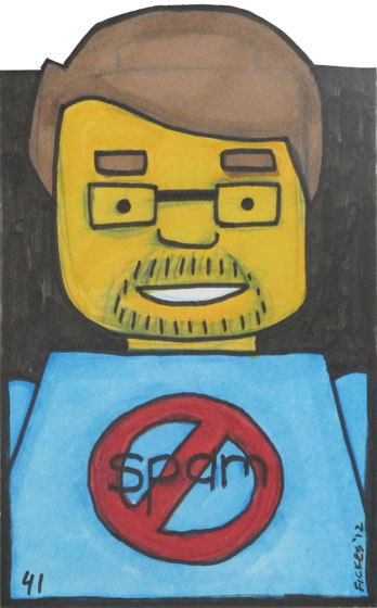 Matt Cutts Drawing.