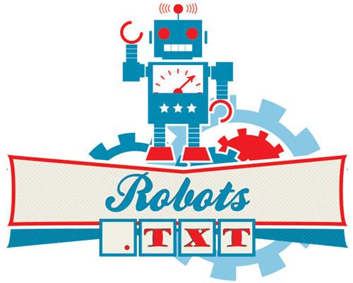 Robots.txt logo.