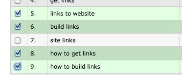 Green Link Filter