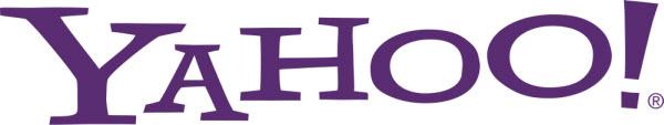 Yahoo! logo.